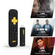 NOW TV Smart Stick with HD & Voice Search & 1 MONTH CINEMA PASS