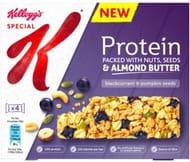 CASE PRICE 10x Kellogg's Special K Protein 4x28g