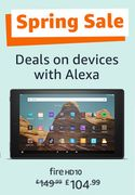 SAVE £45 - Fire HD 10 Tablet - Only £104.99!