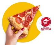 90 Day FREE Tastecard - 50% Off Pizza Hut Delivery 7 Days a Week!