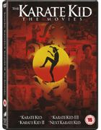 BEST EVER PRICE the Karate Kid 1-4 Box Set [DVD] Box Set