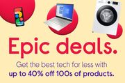 Currys Epic Deals - Up To 40% Off TV's, Computing & Appliances!