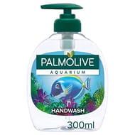 Palmolive Aquarium Liquid Handwash Pump Bottle, 300 Ml