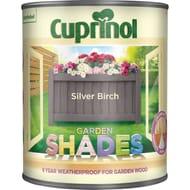 Buy 2 for £30 - Cuprinol Garden Shades 2.5L