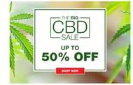 CBD Sale Up To 50% Off