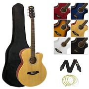 Tiger Acoustic Guitar Package for Beginners