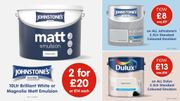 Reductions on Paint at B&M