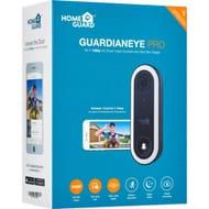 HOME GUARD Black Guardian Eye Pro Doorbell