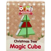 Christmas Tree Magic Cube at The Works