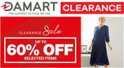 Damart - CLEARANCE SALE - up to 60% OFF