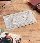 Cheap Limited Edition Silver Plated Harry Potter Hogwarts Ticket - SAVE £6!