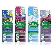 Zoflora Concentrated Antibacterial Disinfectant 12 X 120ml Bottles