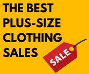 The Best Plus-Size Clothing Sales from £4.50