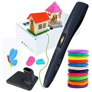3D Pen, Uzone Creative 3D Printing Pen with 12 Colors Filament - Only £27.99!