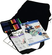 Royal and Langnickel Manga Satchel Artist Set