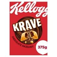 Kellogg's Krave Chocolate Hazelnut375g