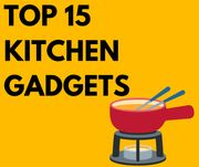 Top 15 Kitchen Gadgets Inc. Slow Cookers, Pizza Ovens & Crepe Maker