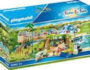 NEW! Playmobil Large City Zoo - SAVE £15 at AMAZON