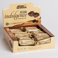 CHEAP! Applied Nutrition Vegan Indulgence Protein Bars - 12 Chocolate Orange