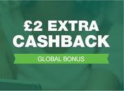 £2 Bonus Cashback on £5 Spend or More at TopCashback