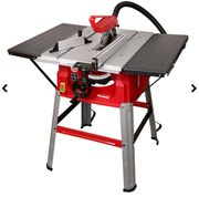 Einhell Table Saw with Underframe - Only £119.99!