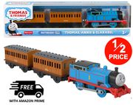 Fisher-Price Thomas & Friends Thomas, Annie, Clarabel