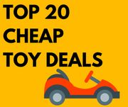 Top Cheap Toys Inc. Go Kart, Scooter & Play Kitchen