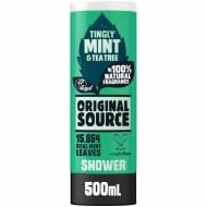 Original Source Mint/Tea Tree Body Wash 500ml