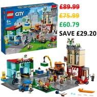 Lego City: Town Centre (60292)