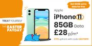 £10 off Upfront Cost of Pay Monthly Handset Orders and Free next Day Delivery