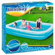 Large Family Inflatable Paddling Pool