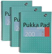 Pukka Pads A4 X 3 - Free Prime Delivery