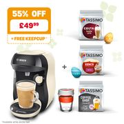 Back to Overview HAPPY - CREAM + 3 PACKS + KEEPCUP