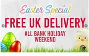 Free Uk Delivery from Craftstash