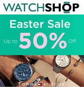 WATCH SHOP SALE - up to 50% off Watches for Him & Her