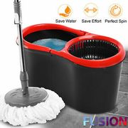 360 Degree Spin Mop Bucket Set +FREE DELIVERY
