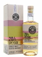 20 Year Old Speyside Cognac Finish