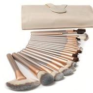 50% Voucher- Professional 18 Pcs Make up Brush Set