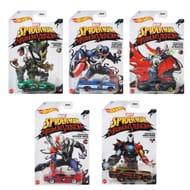 Hot Wheels Marvel Spider-Man Maximum Venom 1:64 Scale Die-Cast Car