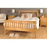 Comfy Living 'Talsi' Wooden Bed Frame - Only £67.99!