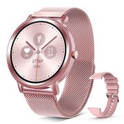 DEAL STACK - Fitness Tracker with Real-Time Heart Rate Monitor + 20% Coupon