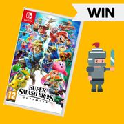 Win a Copy of Super Smash Bros - Ultimate (Worth £46)