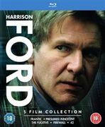 Harrison Ford Collection - Brian Dennehy, Nicole Beharie BLU-RAY - Only £12.19!