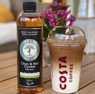 Only £15.97 for 5 Skinny Syrups for Coffee/porridge/yoghurt (Multibuy Deal)
