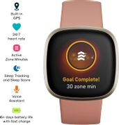 *SAVE over £40* Fitbit Versa 3 Health & Fitness Smartwatch with GPS