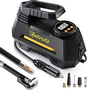 AstroAI Digital Tyre Inflator, Portable Air Compressor Tyre Pump - Only £20.24!