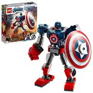 LEGO Marvel Avengers - Captain America Mech Armour (76168)