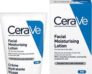 CeraVe PM Facial Moisturising Lotion| 52ml/1.75oz | Day & Night