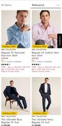 M&S Get 2 Free Shirts When You Buy an Ultimate Suit