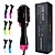 Hot Air Brush, One Step Hair Dryer & Volumizer Multi-Functional 3-in-1